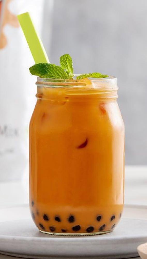 Iced Thai Tea Image