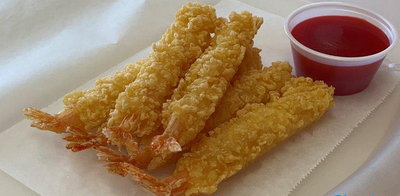 A25. Tempura Shrimp (6) Image
