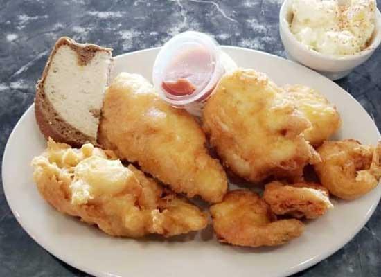 Seafood Combo Image