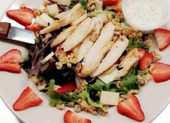Strawberry Chicken Salad Image