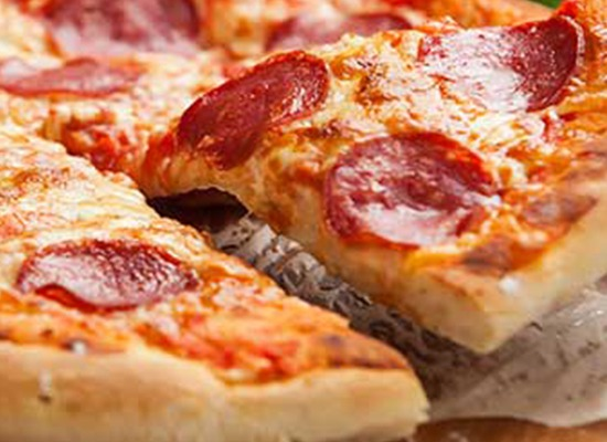 """Build Your Own 12"""" or 16"""" Pizza Image"""