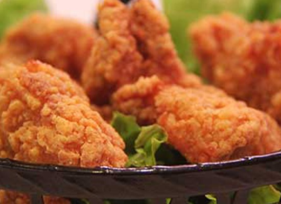 Just Chicken Image