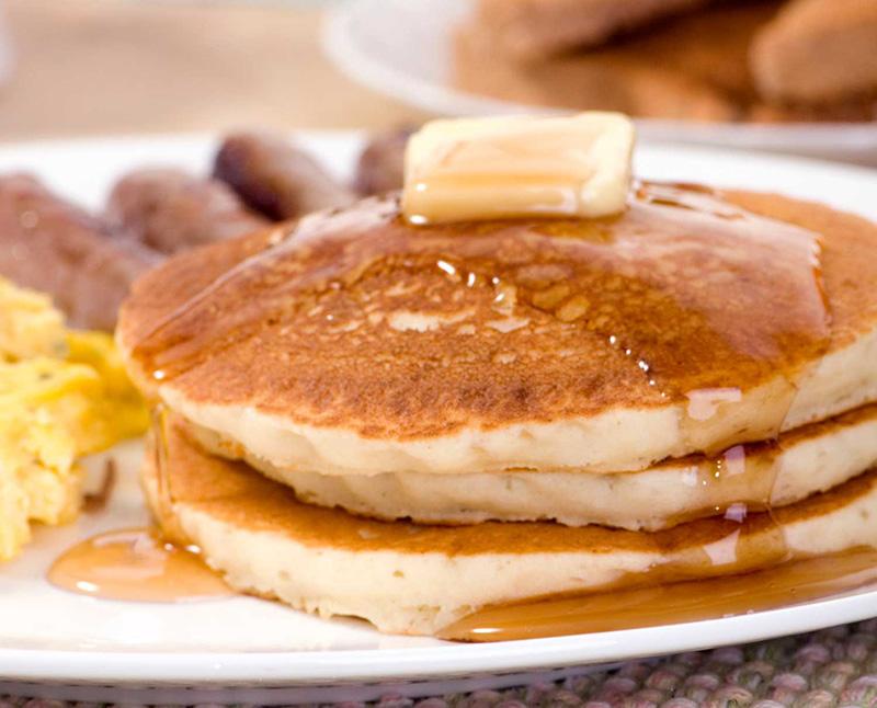 Buttermilk Pancakes Image