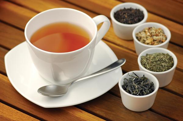 Hot Tea Image
