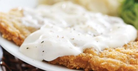 COUNTRY FRIED STEAK & EGGS Image