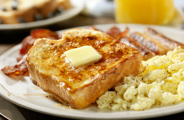 FRENCH TOAST Ⓥ Image