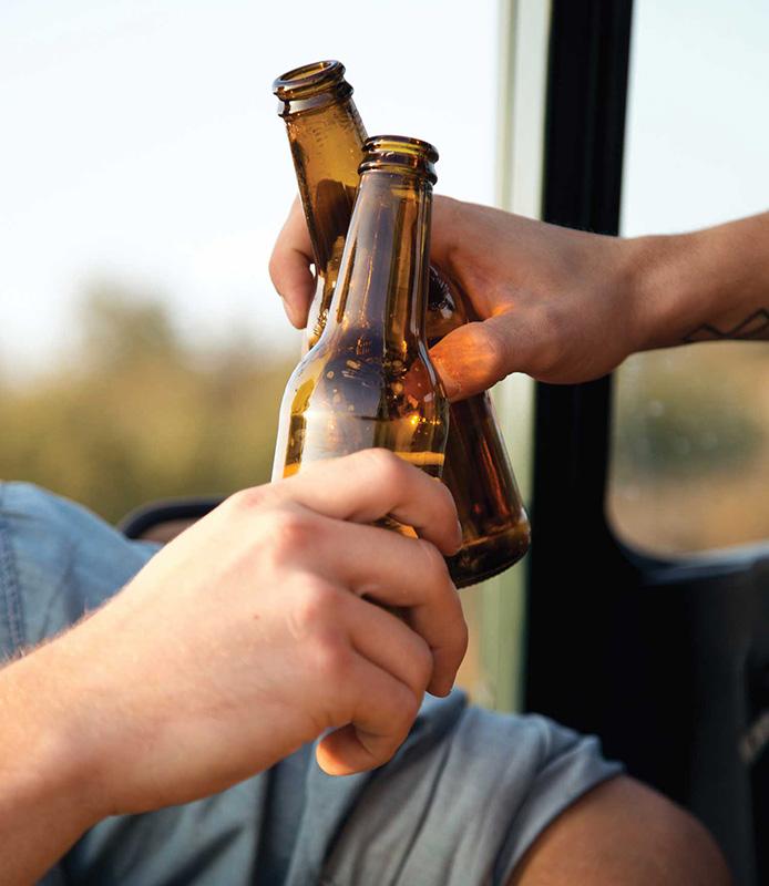 Bottled Beer Image