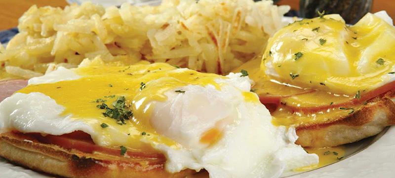 Eggs Benedict Image