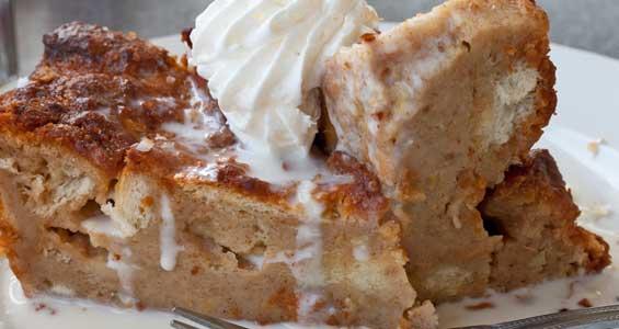 Bread Pudding Image