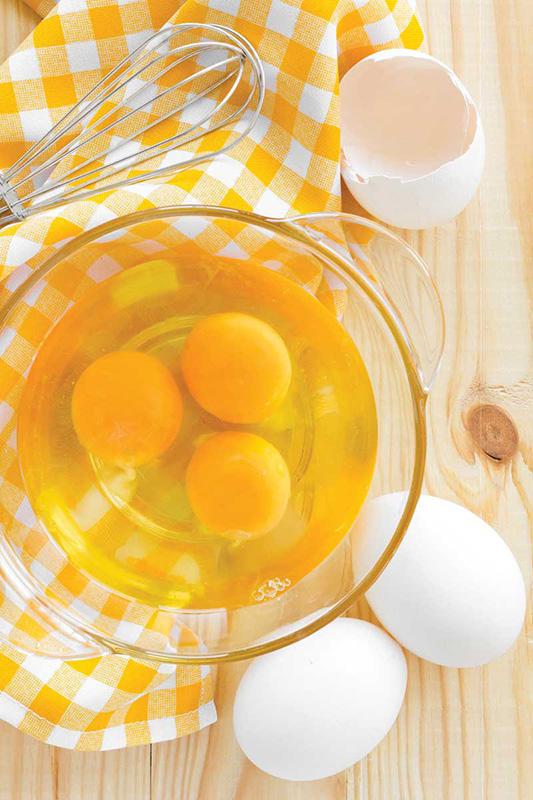 Mediterranean Omelette Image
