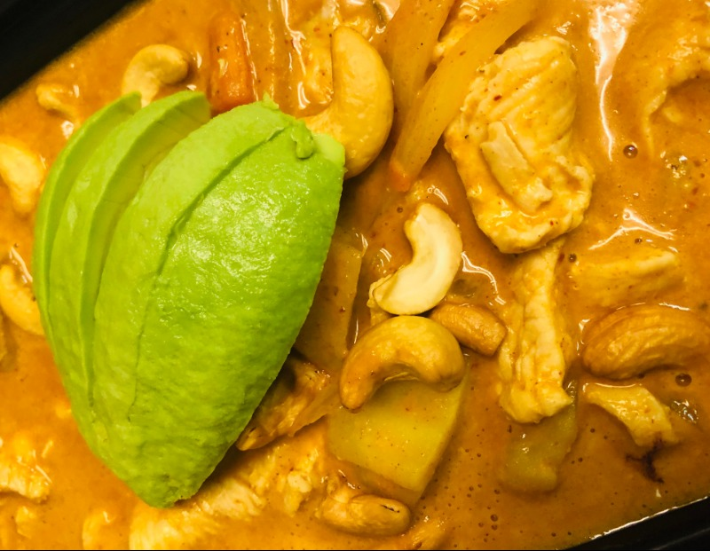 C1. Massaman Curry Image