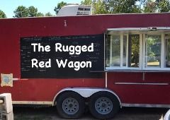 Rugged Red Wagon
