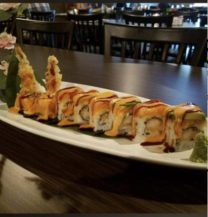 9. Lion King Roll