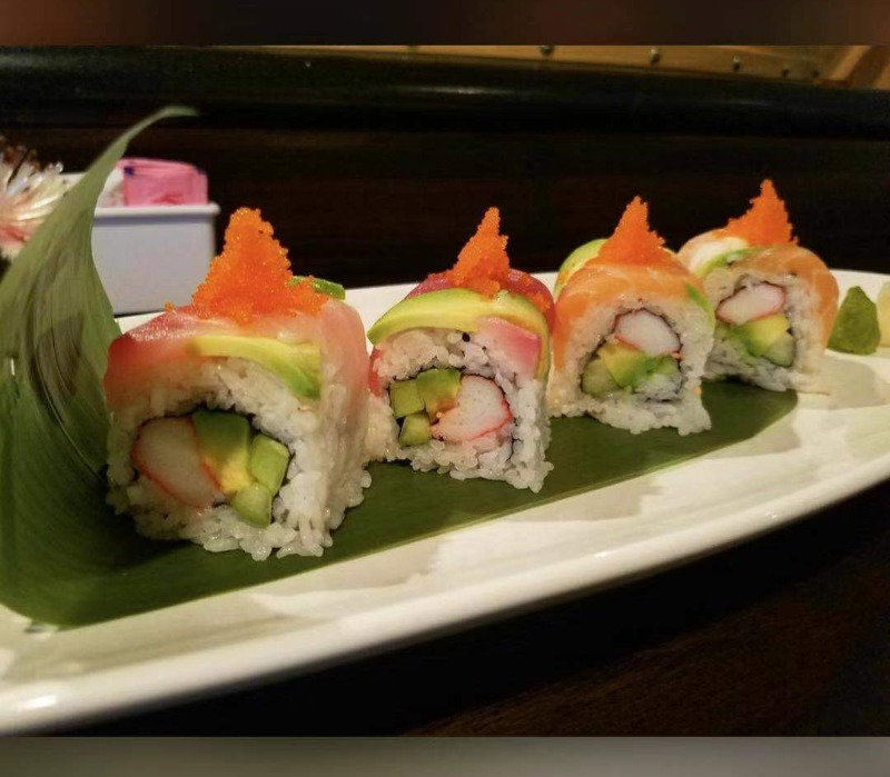 2. Rainbow Roll Image