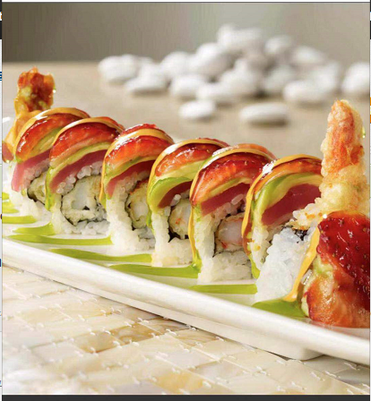 10. Angel Roll Image