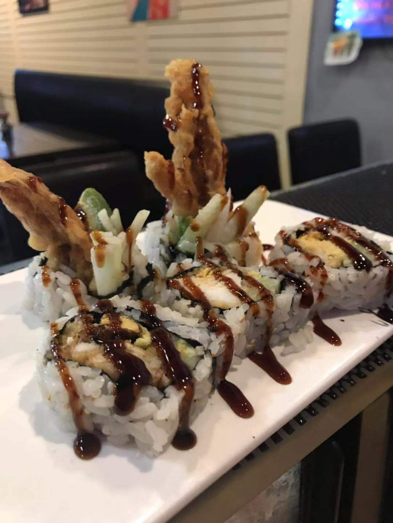 4. Spider Roll Image