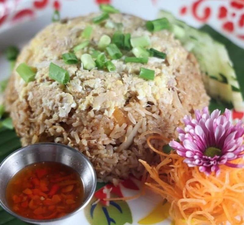 Crab Fried Rice Image