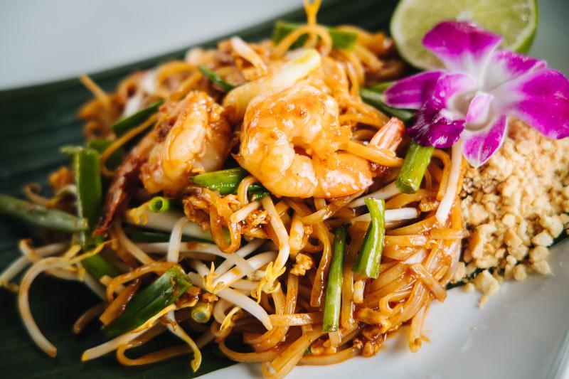 Pad Thai (Lunch) Image