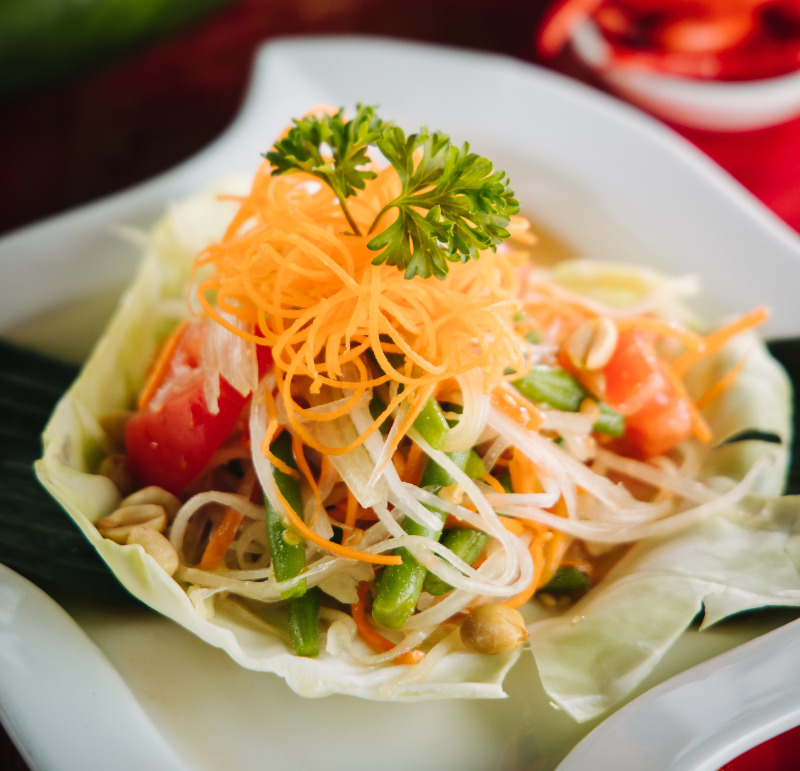 Papaya Salad Image