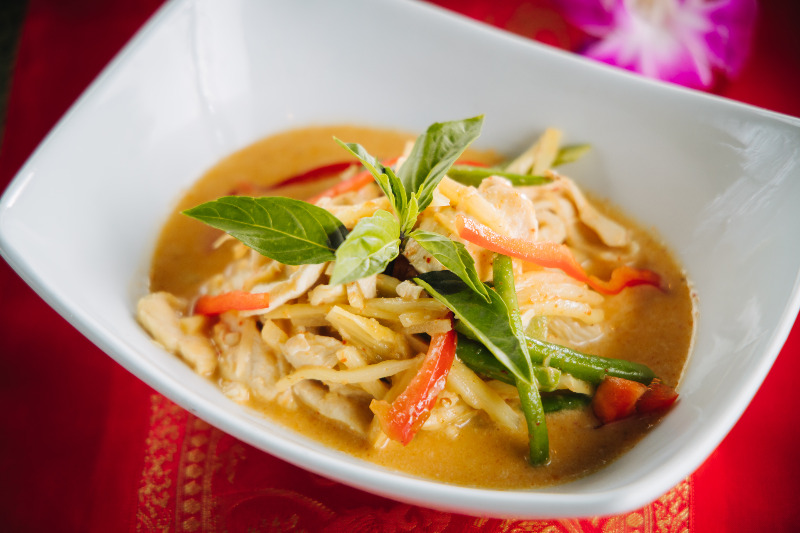 Red Curry (Gang Ped) [Lunch]
