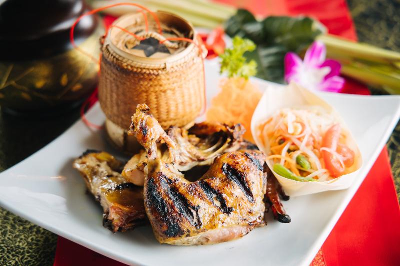 Ping Gai (BBQ Chicken) Image