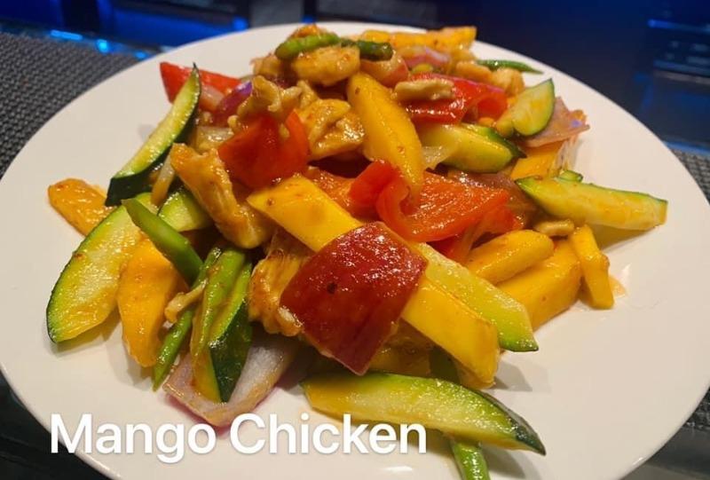 Mango Chicken Image
