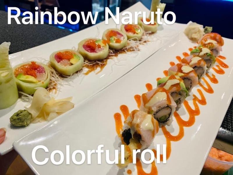 Rainbow Naruto Image