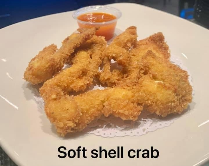 Crispy Soft Shell Crab