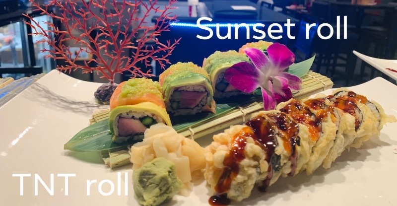 Sunset Roll Image