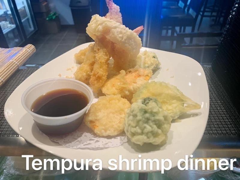 Shrimp & Vegetable Tempura Image