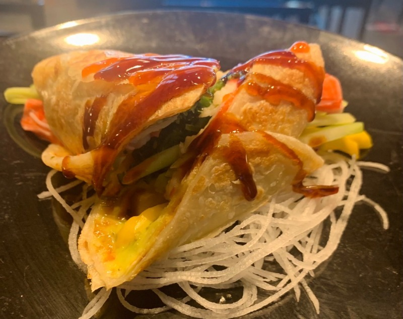 Thai Crispy Roll