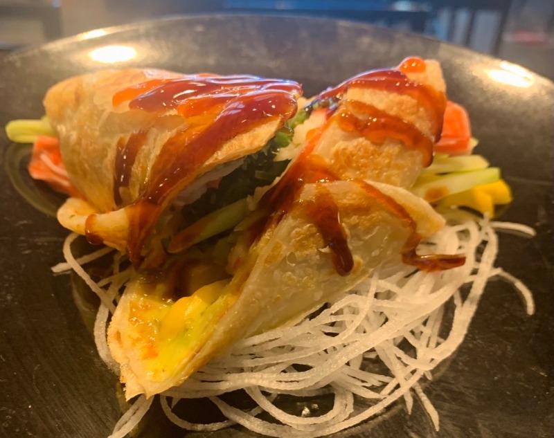 Thai Crispy Roll Image
