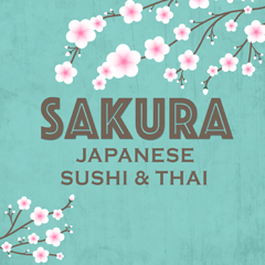 Sakura Sushi & Thai - Franklin