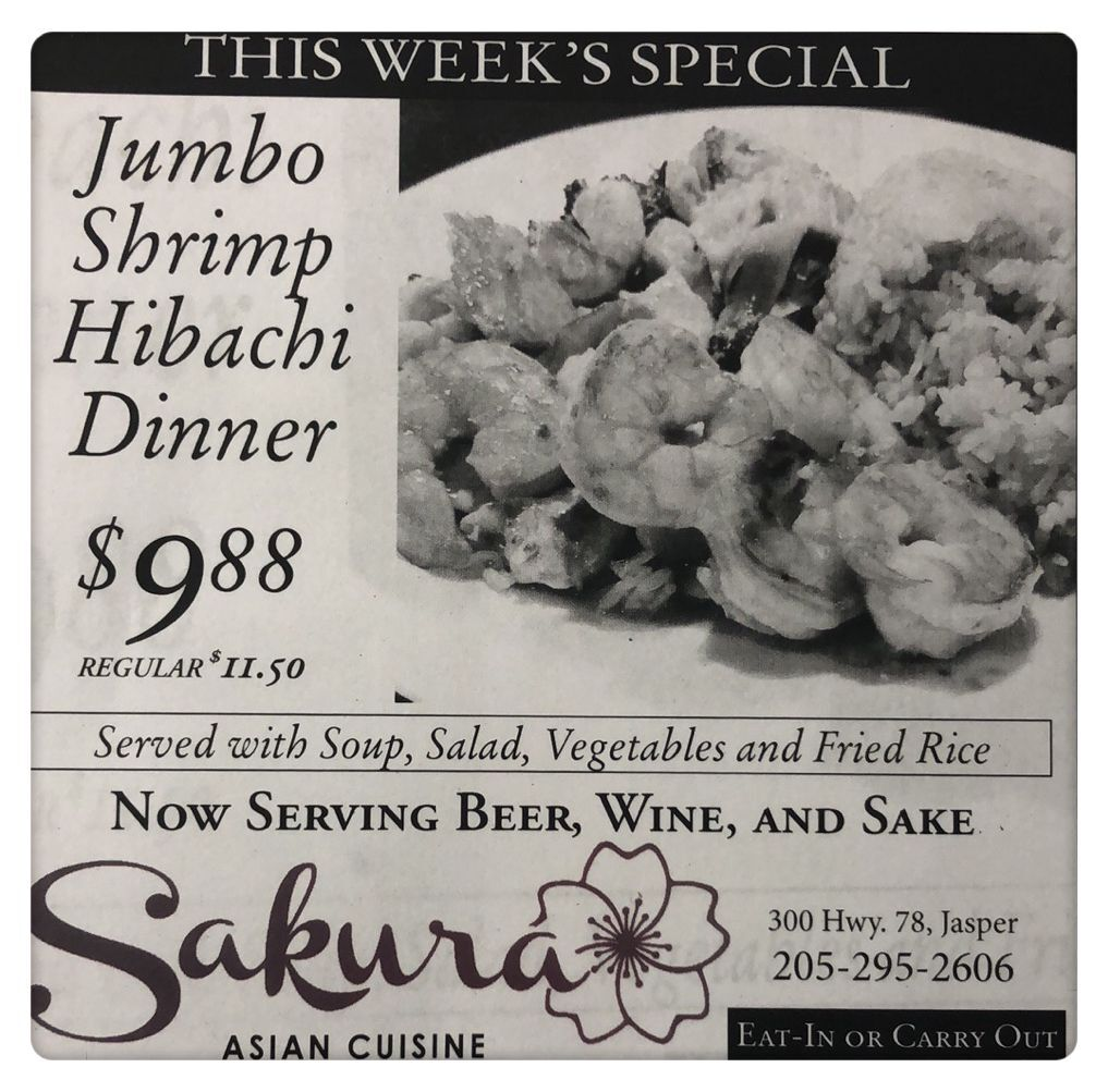 This Week's Special NY Strip Steak & Chicken Udon or Soba $10.88