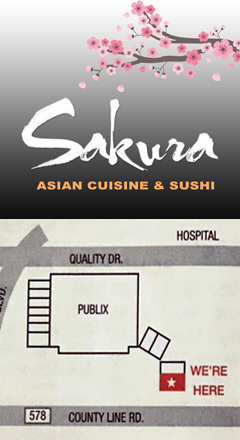 Sakura Asian Cuisine & Sushi