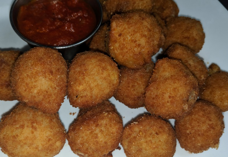 BREADED MUSHROOMS Image