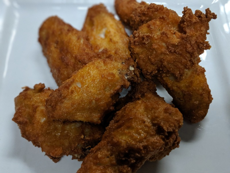 CAJUN CHICKEN WINGS Image