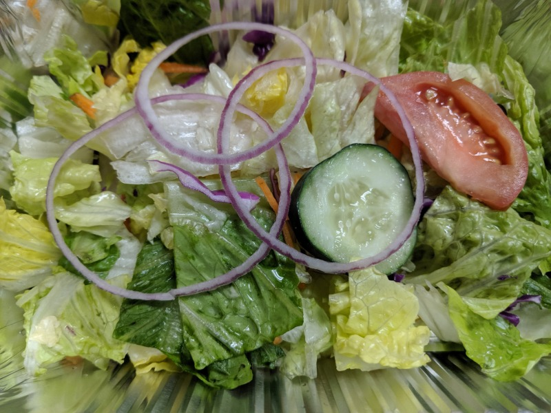 TOSSED GARDEN SALAD Image
