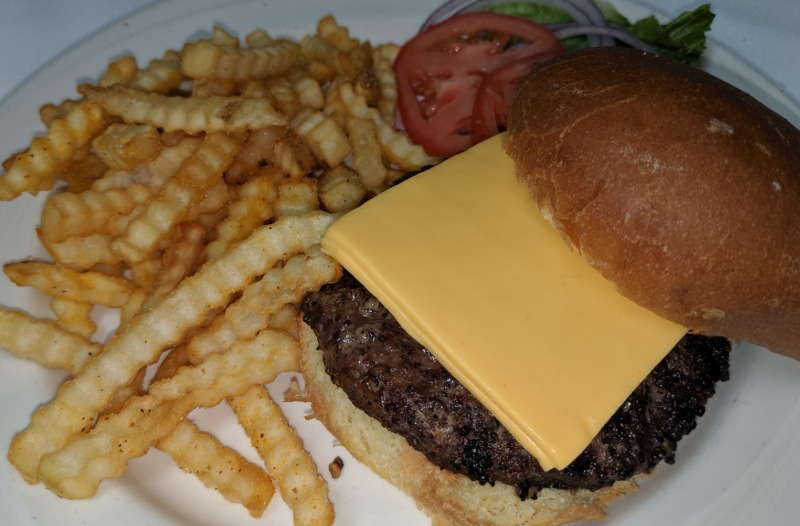 BLACK ANGUS CHEESEBURGER Image