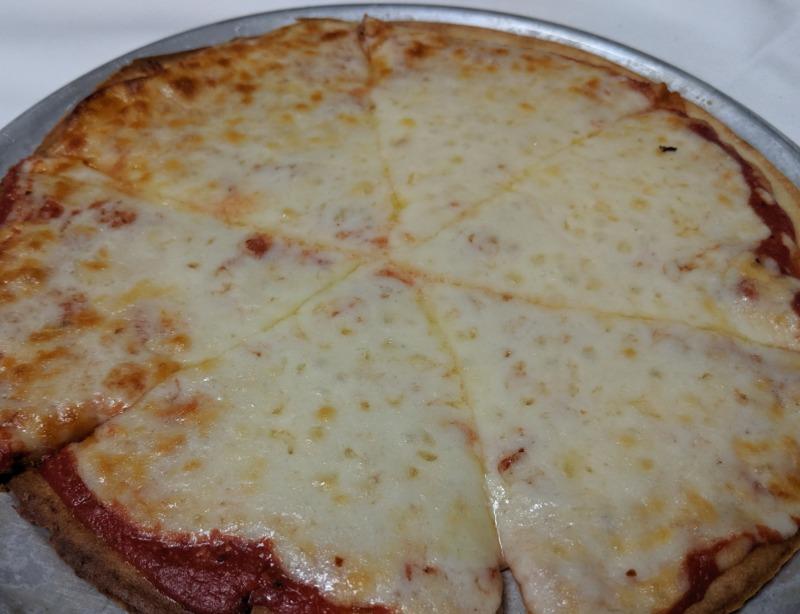 """GLUTEN FREE 10"""" PIZZA"""