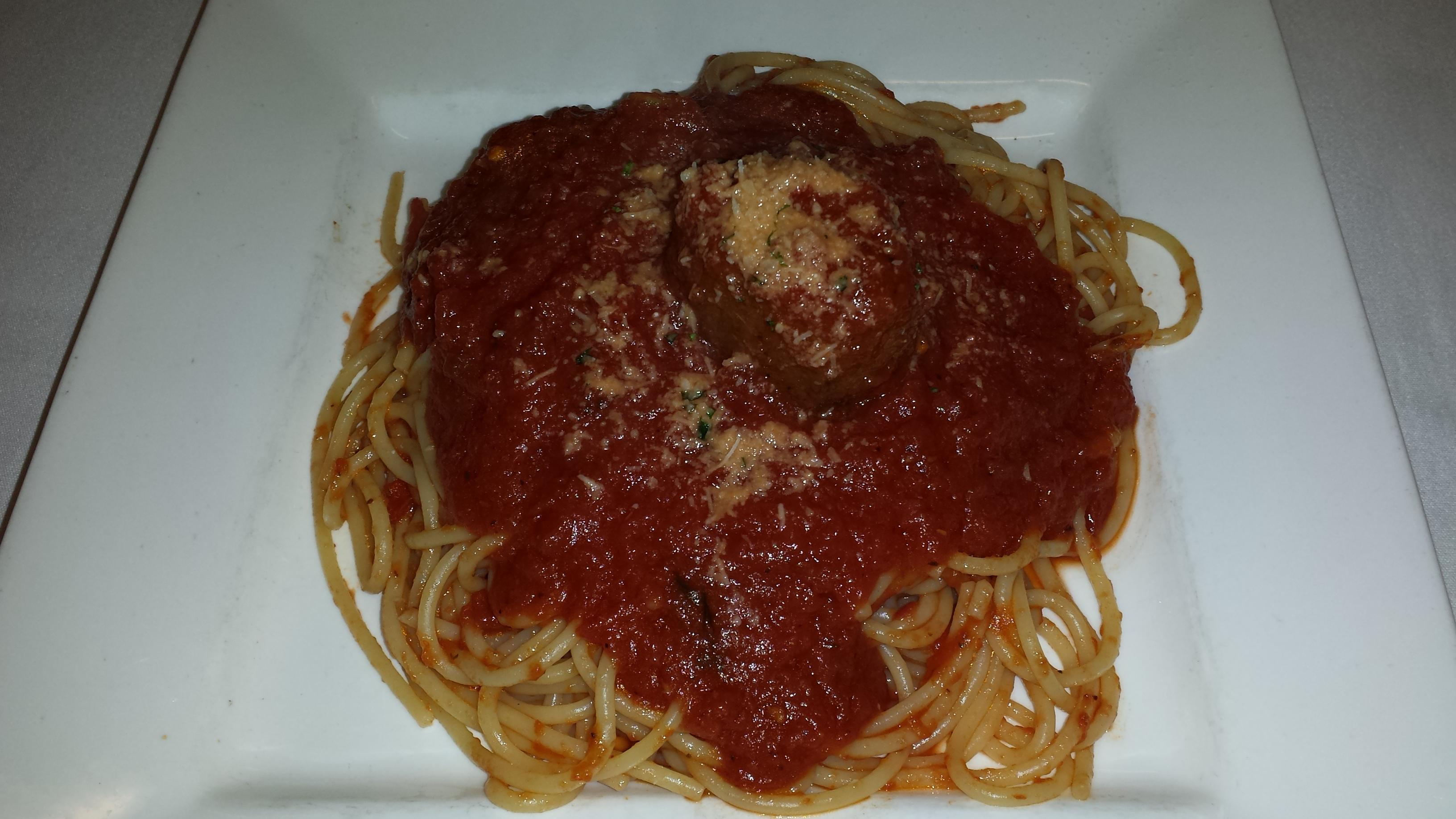 SPAGHETTI DINNER Image