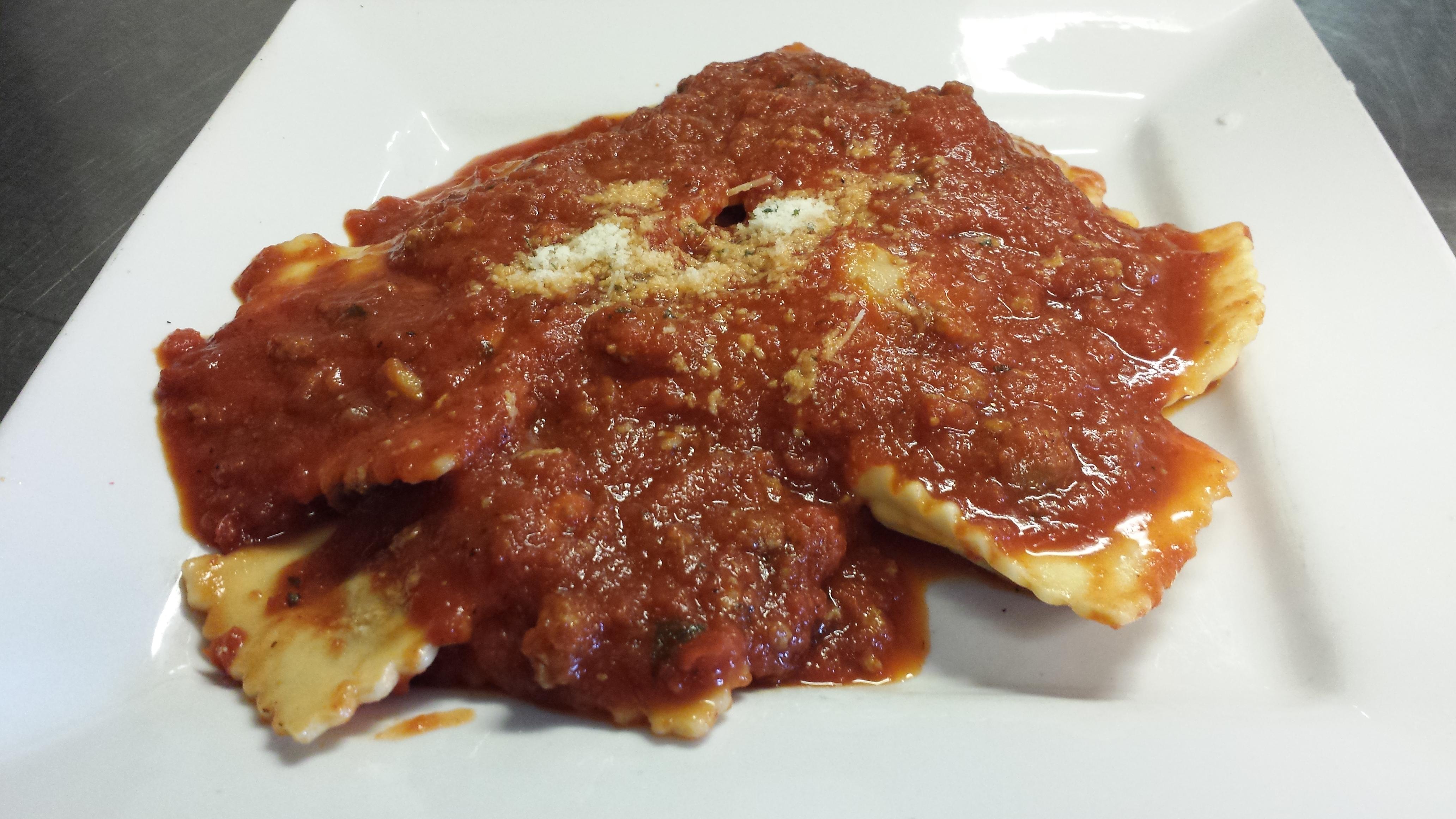RAVIOLI DINNER Image