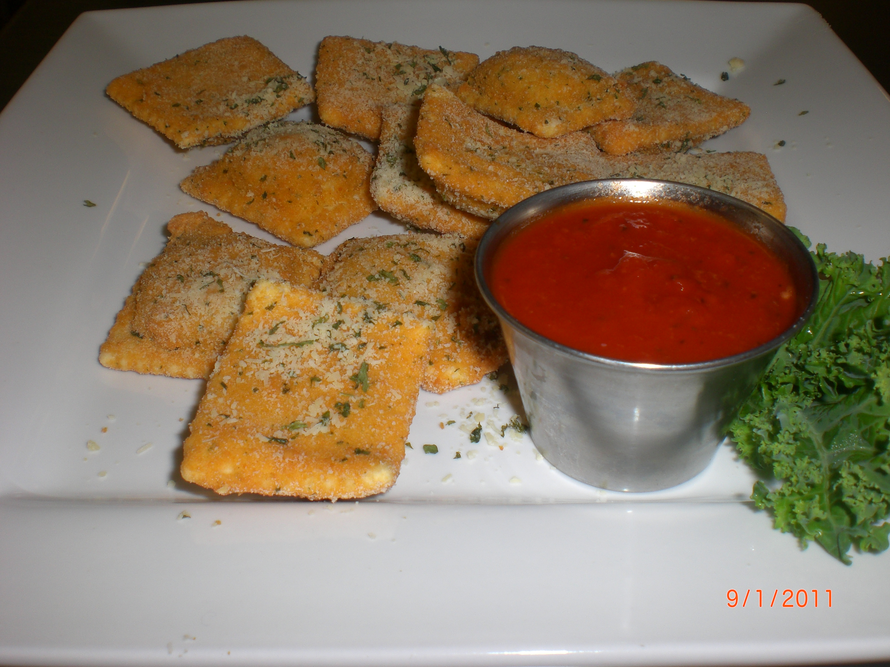 FRIED RAVIOLI Image