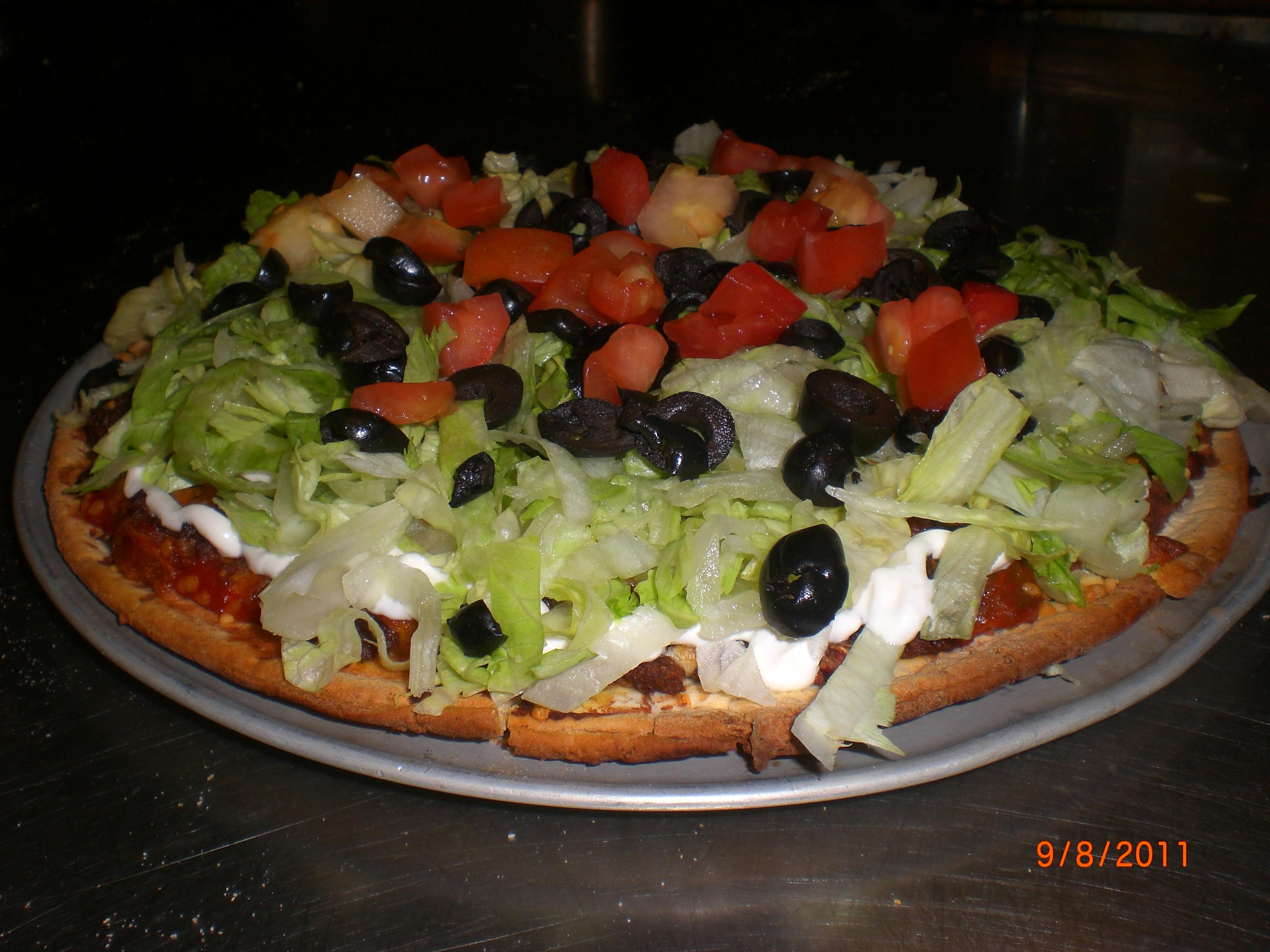 TACO PIZZA Image