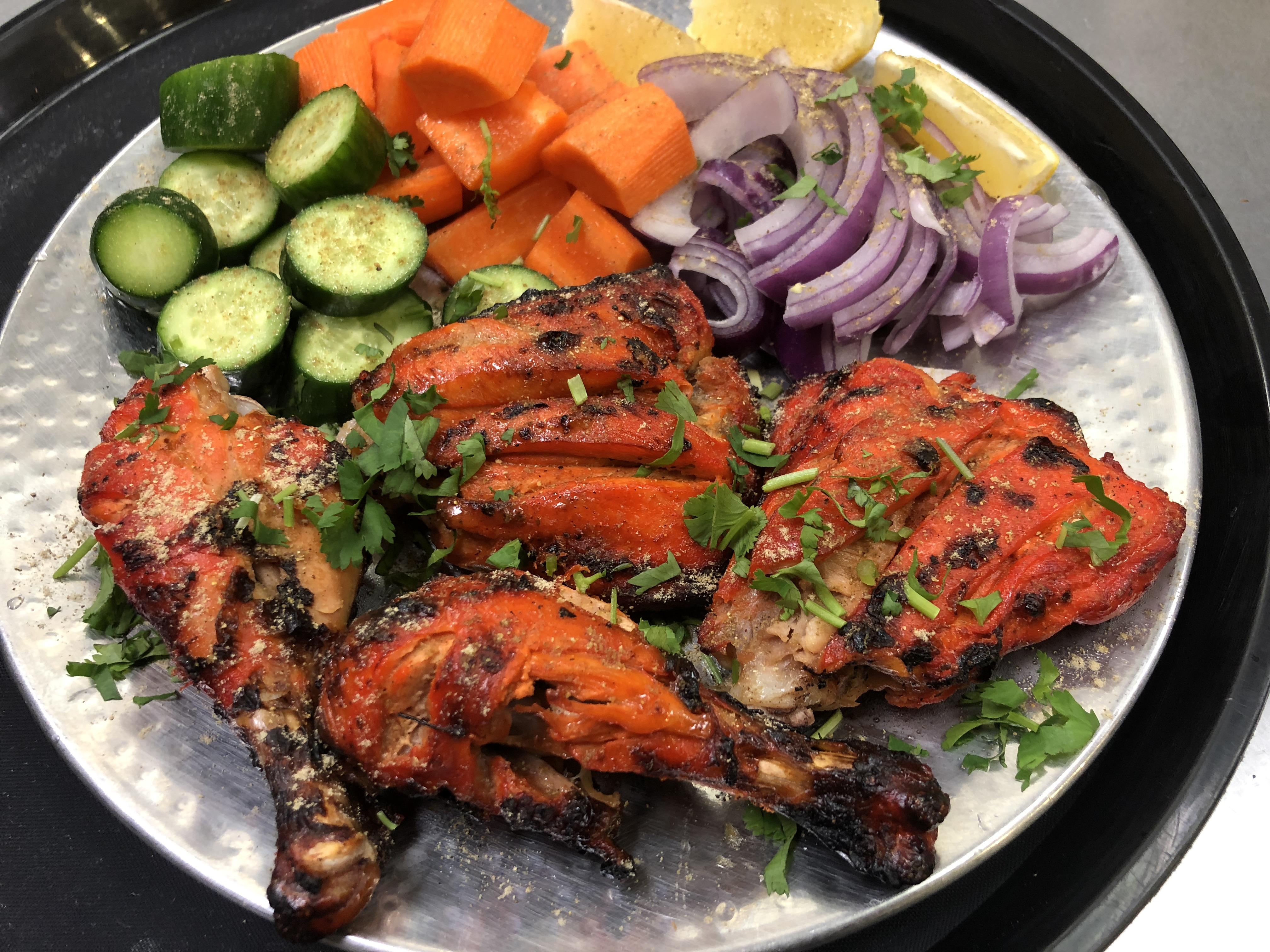 Tandoori Chicken Kabob Image