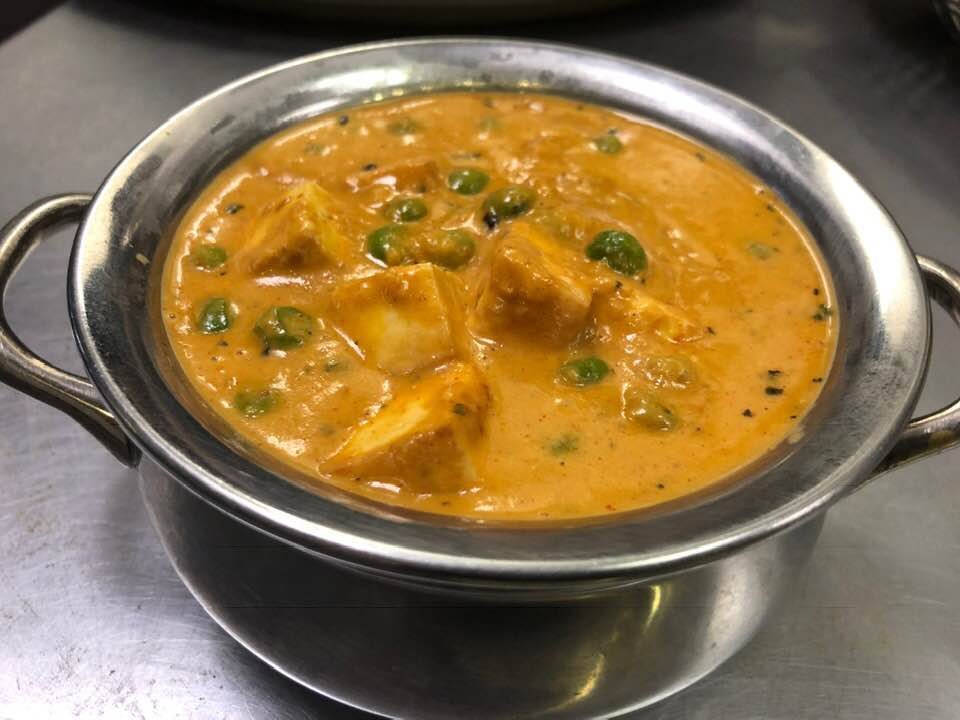 Paneer methi mutter Image