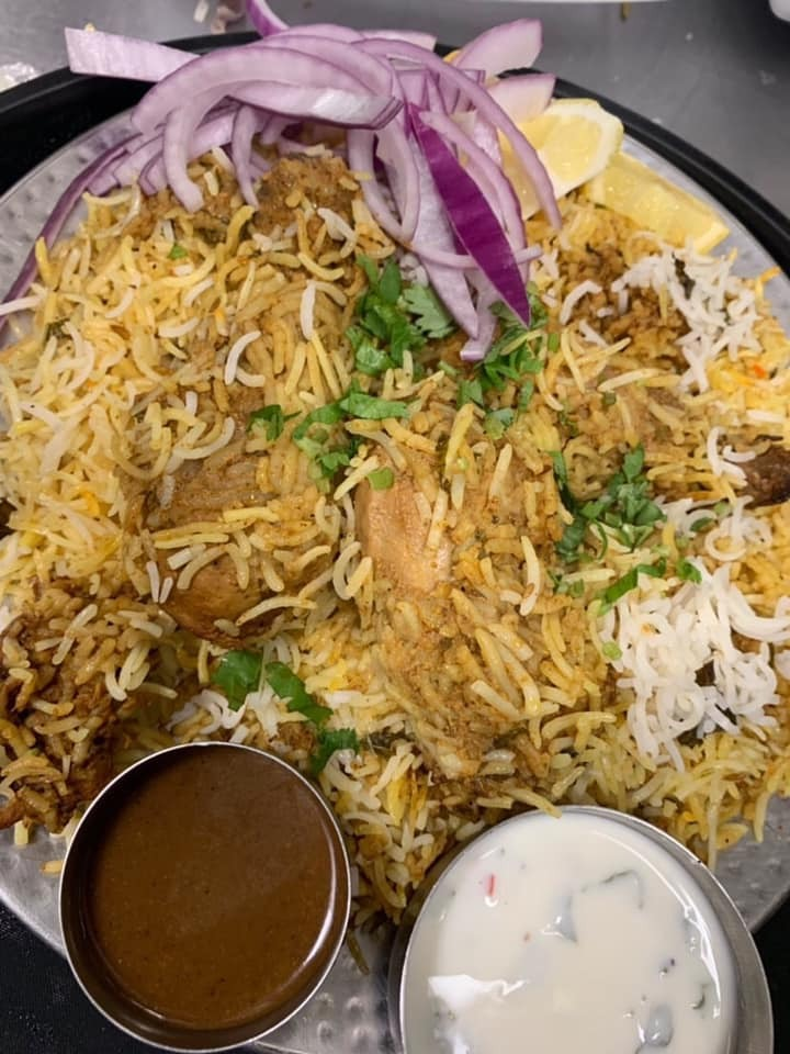 Chicken Biryani Image