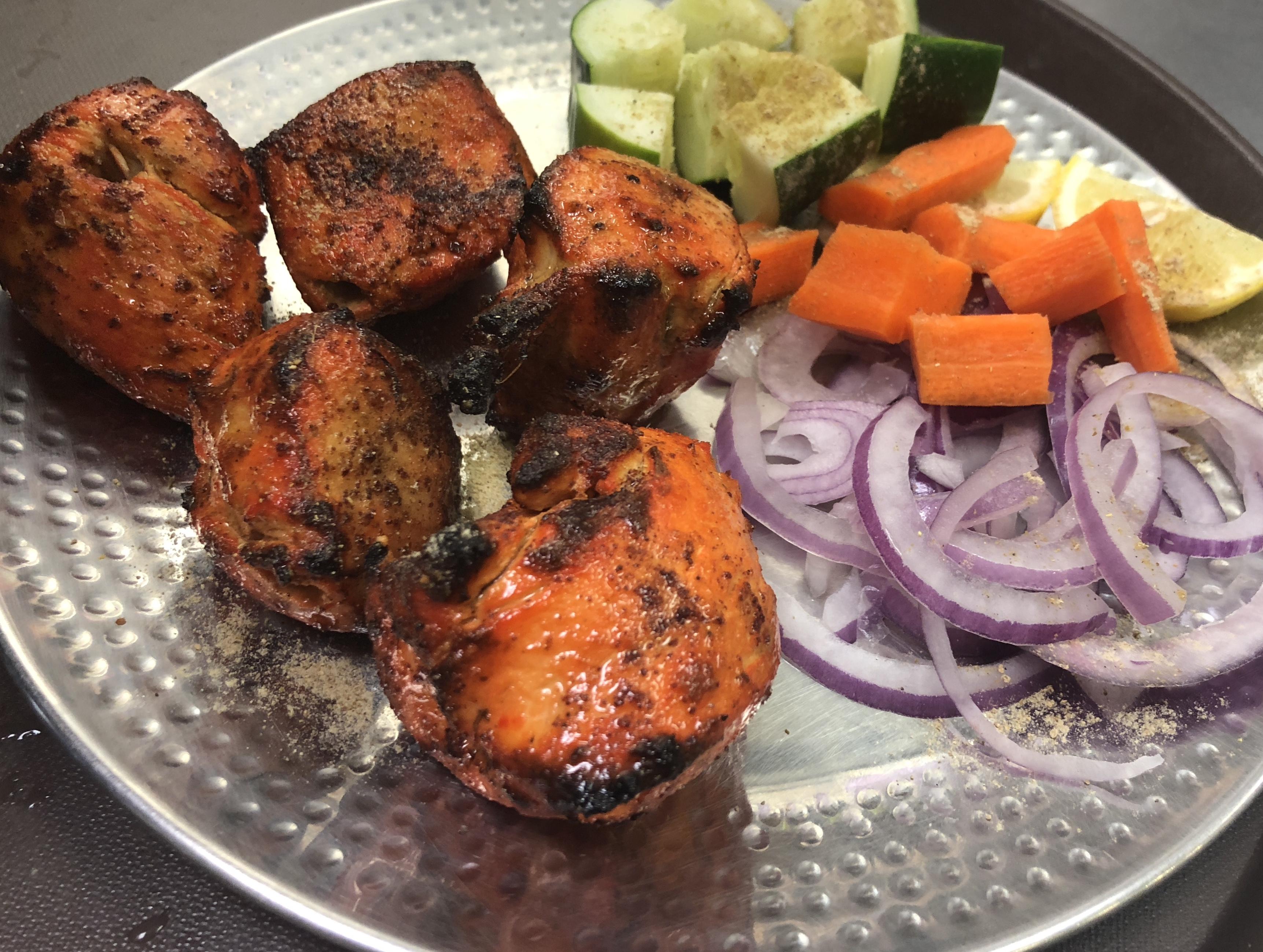 Chicken Tikka Kabob Image