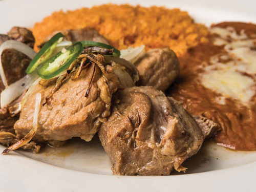Carnitas Dinner