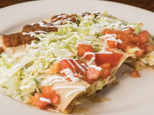 Cuatro Primas Enchilada Image
